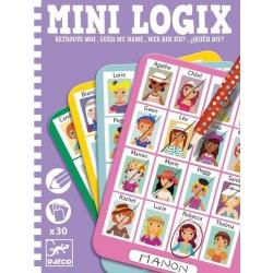 Mini Logix Quien es Quien Julie