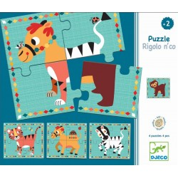 Puzzle Rigolo N'Co