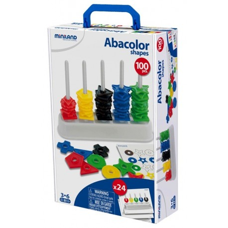 Abacolor Shapes 100