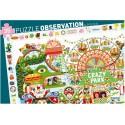 Puzzle observación Crazy Park
