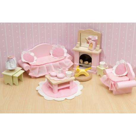 El salón de Rosa