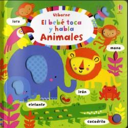 El Bebé toca y habla: Animales