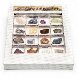 Minerales del Mundo 1