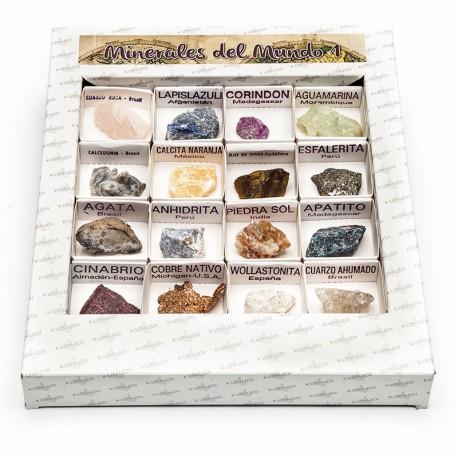 Minerales del Mundo Nº 1