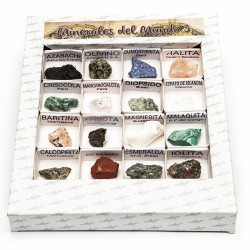 Minerales del Mundo 3
