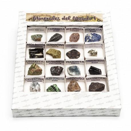 Minerales del Mundo Nº4