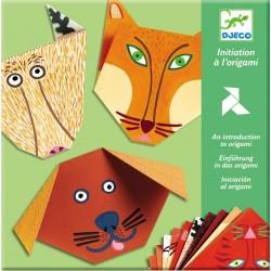 Iniciación Origami Animales