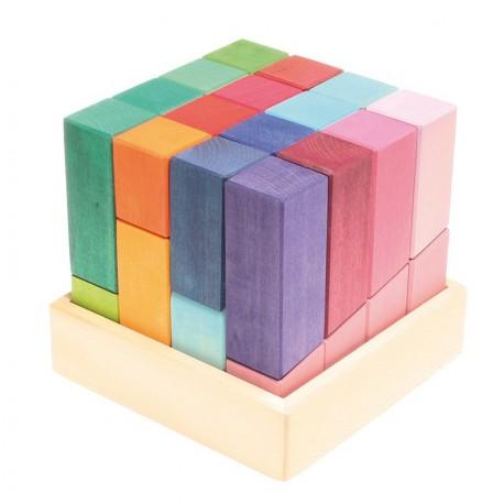 Castillo de Bloques de Colores