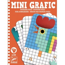 Mini Grafic Pixels
