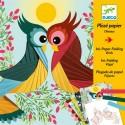 Papel Creativo Pájaros