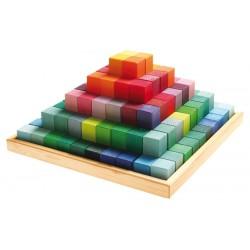 Pirámide Pequeños Pasos Grimms