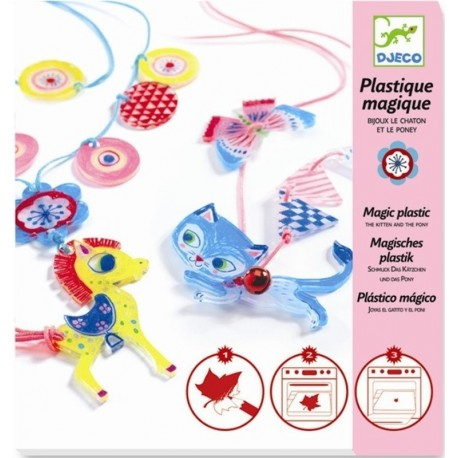 Plastico Mágico Joyas