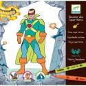 Dibujar Super Héroes