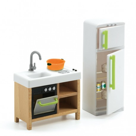 La cocina Compacta