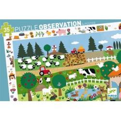 Puzzle Observación La Granja