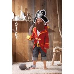 Disfraz Pirata 3 a 6 años
