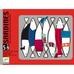 Cartas Sardines