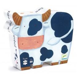 Puzzle Silueta Las Vacas
