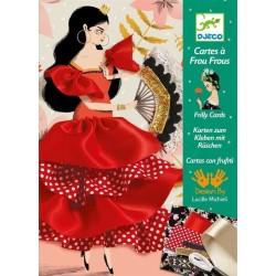 Láminas con Frufrú Flamenco