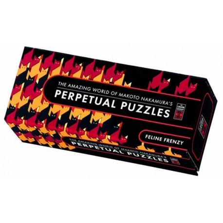 Perpetual Puzzle Gatos