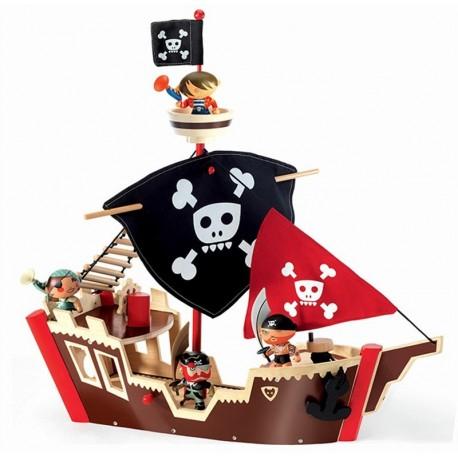 Ze Pirat Boat