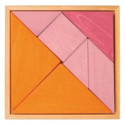 Tangram Naranja/Rosa Grimms