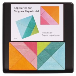 Tangram Magnético Doble Grimms