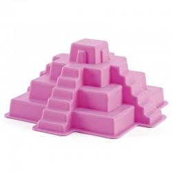 Pirámide Maya Molde