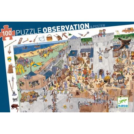 Puzzle Observación El Castillo