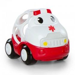 Coche Oball Go Grippers Ambulancia