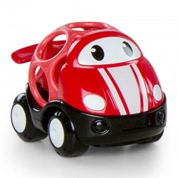 Coche Oball Go Grippers Rojo