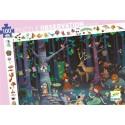 Puzzle Observación El Bosque Encantado