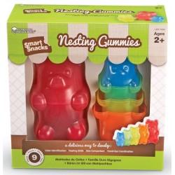 Apilable Nesting Gummies