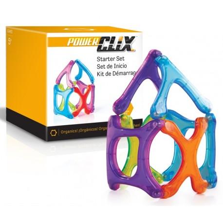 PowerClix Set Inicio Organics 6 piezas