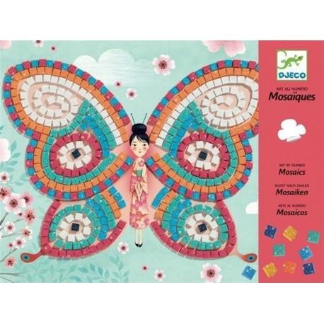 Mosaico Mariposas