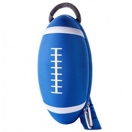 Mochila Pelota de Rugby Azul