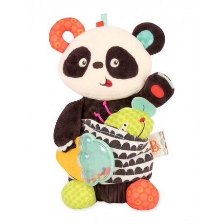 Party Panda Peluche Actividades