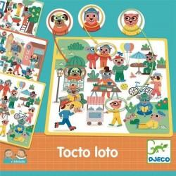 Tocto Loto Lenguaje