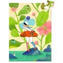 Mini Puzzle Miss Chichi