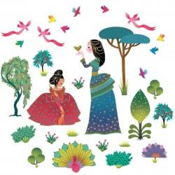 Stickers Princesa Encantadora