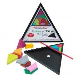El Triángulo que Crece Expanding Triangles