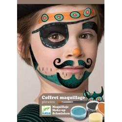Estuche Maquillaje Pirata