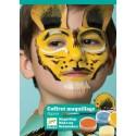 Estuche Maquillaje Tigre