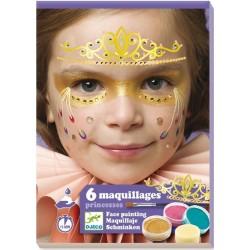 Estuche Maquillaje Princesa