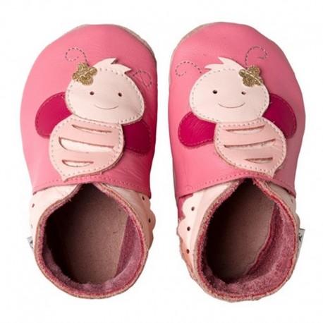 Zapato Bobux Rosa Bee