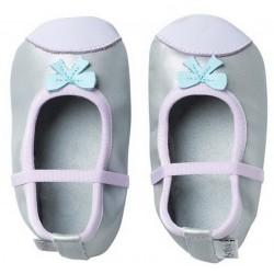 Zapato Bobux  Coco Silver M