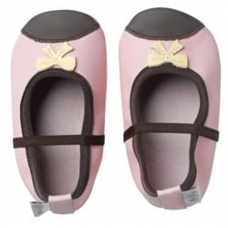 Zapato Bobux Coco Rosa M