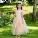 Disfraz Princesa Oro 3/5 Años