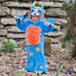 Disfraz Monstruo Azul 3/5 Años