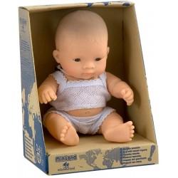 Baby Asiático Niño/Niña 21 Cm